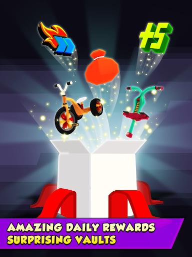 KIDDY RUN - Blocky 3D Running Games & Fun Games 1.04 screenshots 19