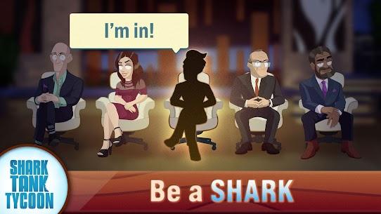 Shark Tank Tycoon APK MOD HACKEADO (Dinero Ilimitado) 1