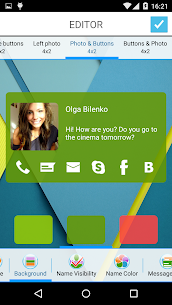 HD Contact Widgets+ Patched APK 1
