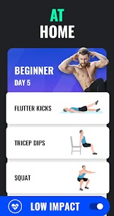 Lose Weight App for Men – Weight Loss in 30 Days 5