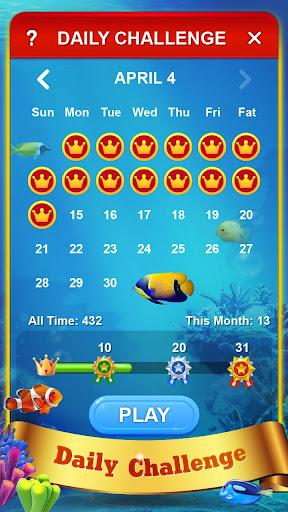 Solitaire - Fish screenshots 2
