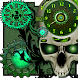 Steampunk Clock Live Wallpaper - Androidアプリ