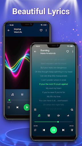 Music Player - Bass Boost, MP3 android2mod screenshots 7