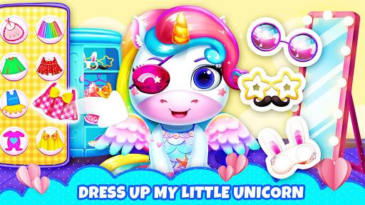 My Little Unicorn: Games for Girls 1.8 Screenshots 8