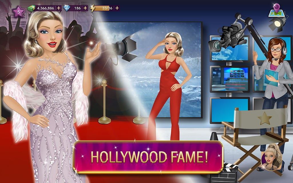 Hollywood Story: Fashion Star  poster 15