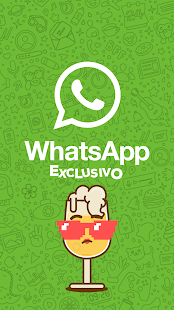 Stickers para Whatsapp - Ramón, Karen and Fernando Screenshot