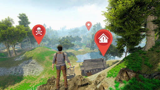 Woodcraft - Survival Island  Screenshots 7