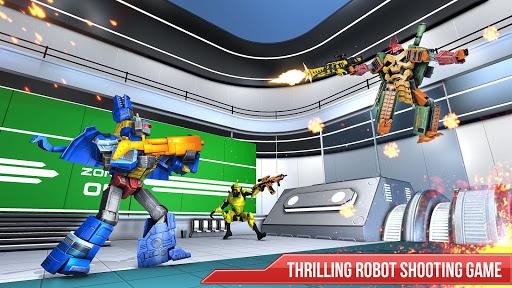 FPS Shooter 3D- Free War Robot Shooting Games 2021  screenshots 3