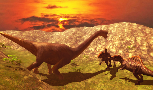 Brachiosaurus Simulator screenshots 13