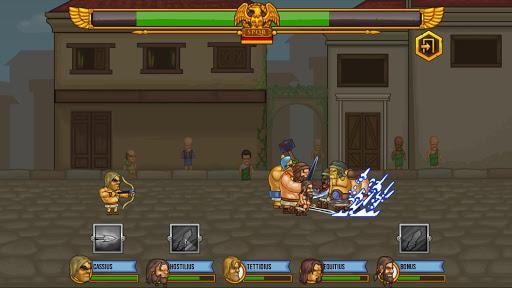 Gods Of Arena: Strategy Game  screenshots 3