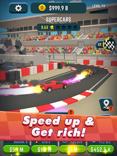 Idle Race Rider u2014 Car tycoon simulator 0.4.16 screenshots 10