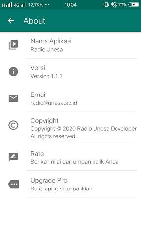 Radio Unesa  screenshots 4