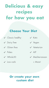 Real Plans - Meal Planner and Shopping List