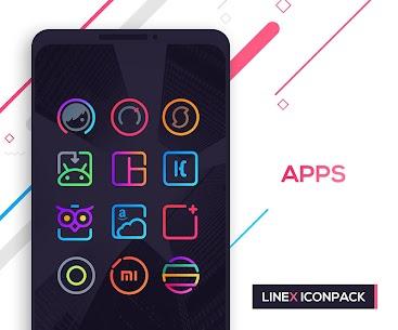 LineX Icon Pack MOD (Premium/Unlocked) 6