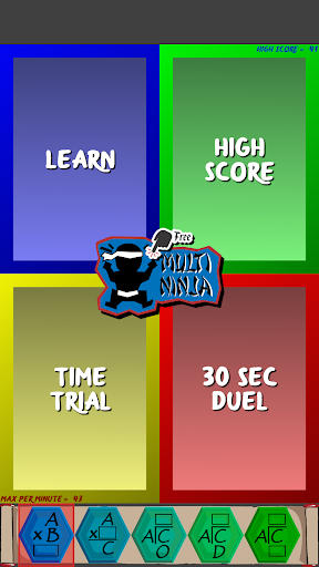 Multiplication Ninja screenshots 1