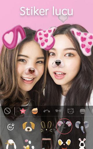Sweet Snap – Kamera Selfie,Foto Editor,filter efek