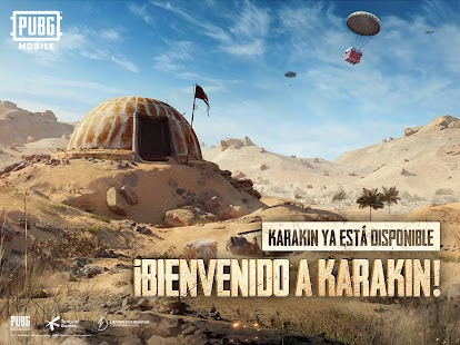 PUBG MOBILE - KARAKIN Screenshot