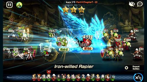 Brave Nine - Tactical RPG  screenshots 16