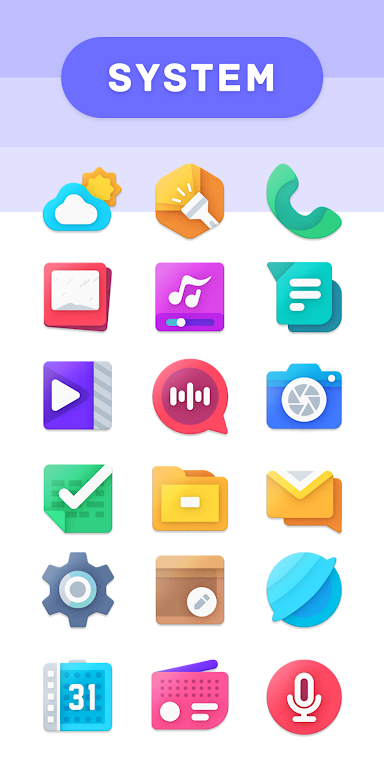 Moxy Icons  poster 2