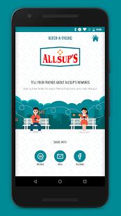 Allsup's Rewards