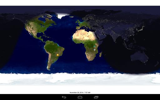 Day & Night Map 3.1 Screenshots 6