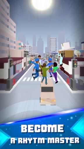 Dance Tap Musicuff0drhythm game offline, just fun 2021 0.376 Screenshots 4