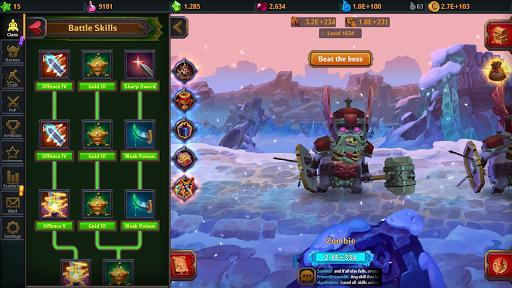 Dungeon Crusher: Soul Hunters  screenshots 6