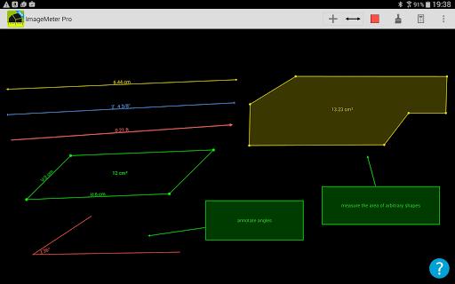 ImageMeter - photo measure apktram screenshots 13