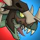 DinoAge: Prehistoric Caveman & Dinosaur Strategy! - Androidアプリ
