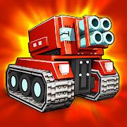 Blocky Cars – pixel shooter, tank wars