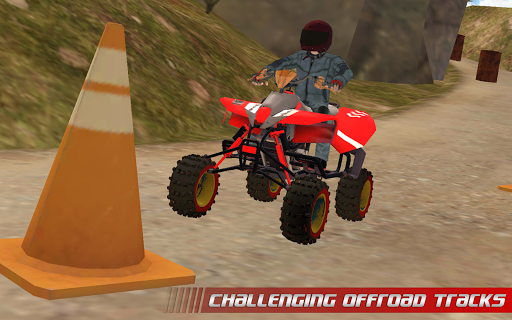 ATV Quad City Bike: Stunt Racing Game 1.0 screenshots 14