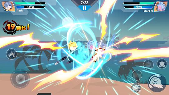 Stick Shadow Fighter APK MOD 1.1.8 (Unlimited Money/Skill) 7