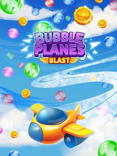 Bubble Planes Blast  screenshots 7