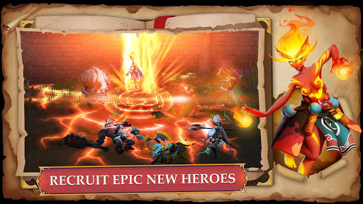 Epic Odyssey: Brave Guardian Idle  Screenshots 16