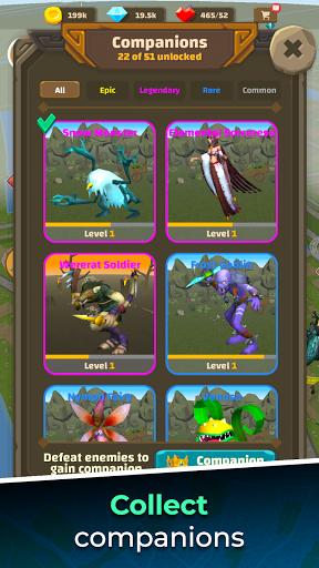 Magic Streets - Location based RPG 1.0.49 screenshots 6