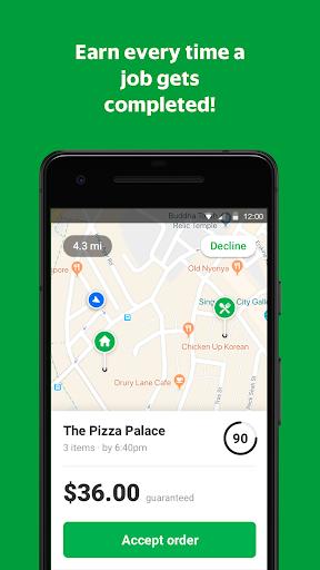GrabFood - Driver App 1.0.17 Screenshots 2