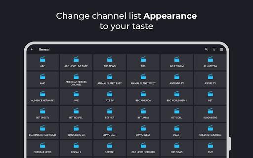 Televizo - IPTV player  Screenshots 11