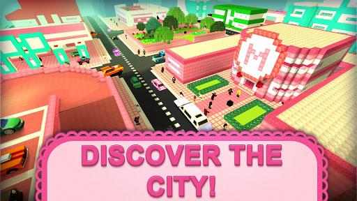 Girls Car Craft GO Parking Awesome Games For Girls 1.8-minApi23 Screenshots 9