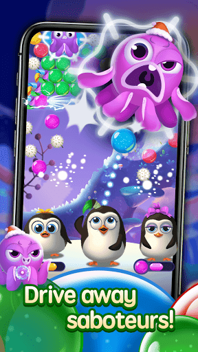 bubble penguin friends screenshot 2