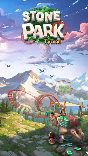 Stone Park: Prehistoric Tycoon - Idle Game 1.4.1 screenshots 1