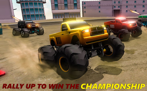 Demolition Derby 2021 - Monster Truck Destroyer modavailable screenshots 8