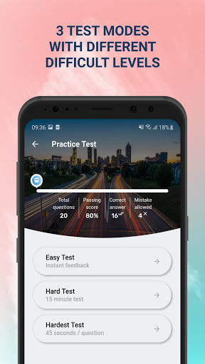 Ontario G1 Driving Test Free 2021 modavailable screenshots 5
