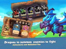 Dragon Knight : Realm Clash
