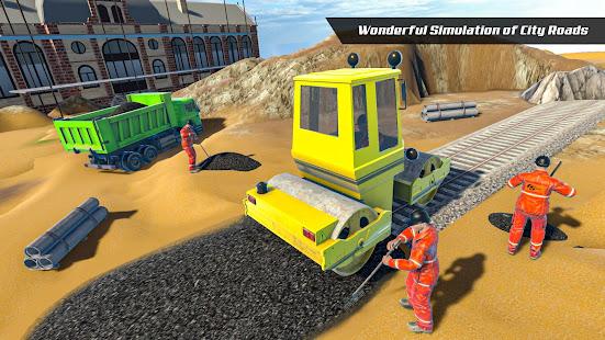 City House Construction Simulator Excavator Games 1.8 Screenshots 3