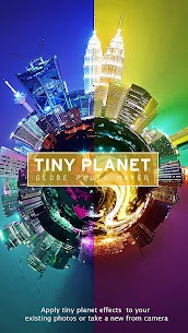 Tiny Planet  Globe For Pc (Download On Computer & Laptop) 2