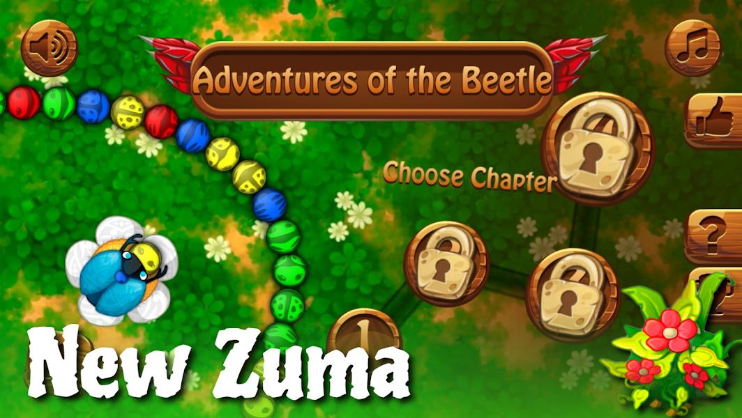 Bug Adventures: Ball Free Game