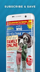 Who Do You Think You Are? Magazine – Family Past 6.2.11 Apk 4