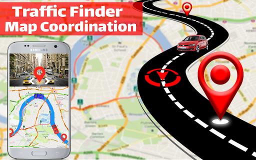 GPS Navigation & Map Direction - Route Finder  Screenshots 4