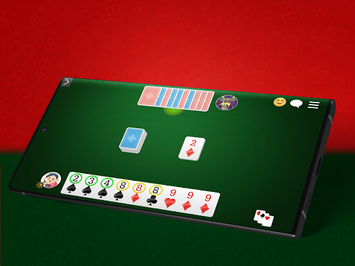 Straight Gin Rummy - Online and Free screenshots 9