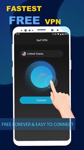 Surf - Free VPN for Tiktok, Cutout & Keyboard android2mod screenshots 8